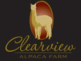 Clearview Alpaca Farm Logo